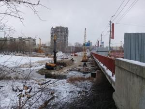 Ремонт Ленинградского моста челябинцам обещают завершить к сентябрю 2022 года