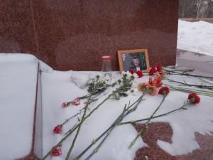 Память Немцова в Челябинске почтили в ходе мероприятий в двух местах