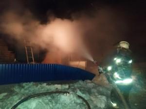 Смерть на пожаре в Нязепетровске случилась из-за неисправной печи