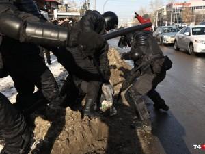 Челябинский студент требует привлечь к ответственности силовиков из-за перелома колена