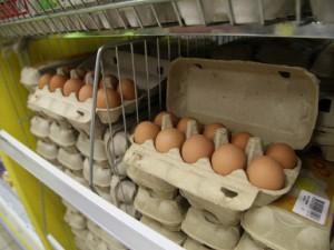 Цены на яйца и курицу вырастут в России