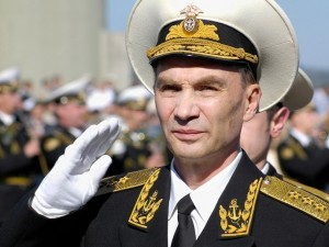 Умер Владимир Высоцкий, адмирал ВМФ