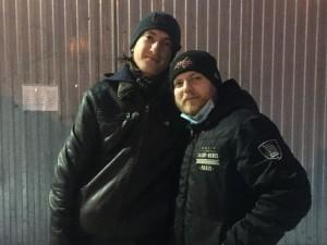 Выходят на свободу в Челябинске ранее задержанные сторонники Навального