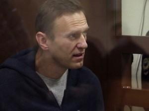 Навальный попросил прокуроршу не облизывать пальцы во время чтения материалов дела о клевете