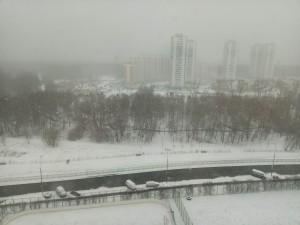 «Снежный коллапс» не минует Москву?