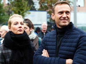 Жена Навального улетела в Германию