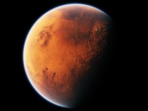 Китайский зонд достиг Марса