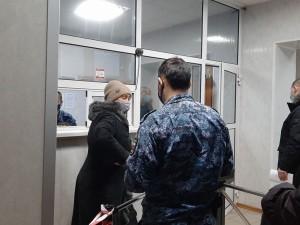 Четвертые сутки голодает в Челябинске арестованная сторонница Навального