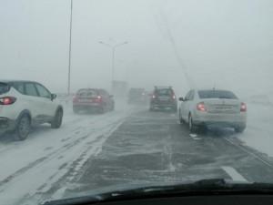 Массовое ДТП в Челябинской области: в дорожной аварии сошлись 9 машин