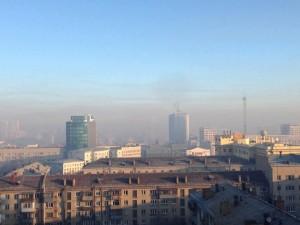 Трудно дышать в семи городах Челябинской области