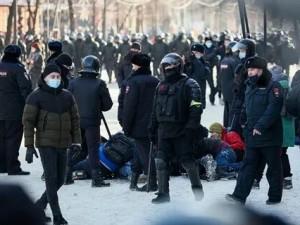 Имели право на жесткое задержание. Митингующих в Челябинске 31 января задерживали законно