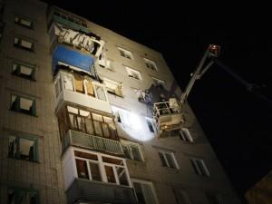 Обрушились несколько квартир при взрыве газа в доме