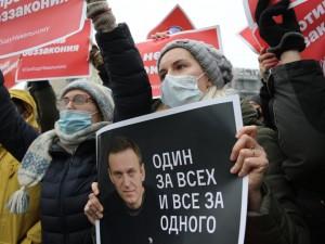 Назревает новая акция протеста. Сторонники Навальногообещают«ударить» по Путину с еще большей силой
