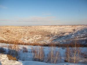 Выбросы на Коркинском угольном разрезе сократились на треть