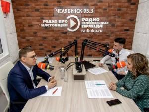 Старый проект метро в Челябинске модернизируют, рассказал губернатор Текслер