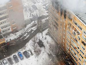 Погибли 3-летний ребенок и взрослый. На месте взрыва в Химках развернули штаб помощи пострадавшим