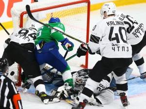 «Трактор» проиграл во второй игре серии с «Салаватом Юлаевым» в овертайме