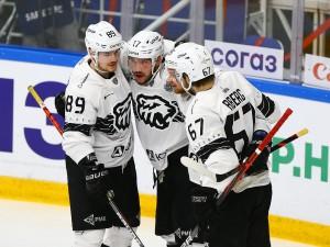 «Трактор» в первом матче серии плей-офф переиграл на выезде «Салават Юлаев»