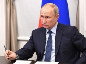 Путин упрекнул Латвию за смерть от ковида бывшего коллеги. Однако показатели смертности в России выше