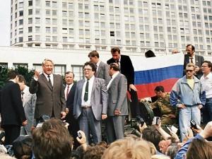 Раскрыта роль олигархов в победе Ельцина на выборах президента в 1996 году
