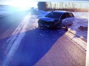 Водитель «Форд Фокус» уснул за рулем. Поэтому водитель ВАЗа погиб в лобовом ДТП в Сосновском районе
