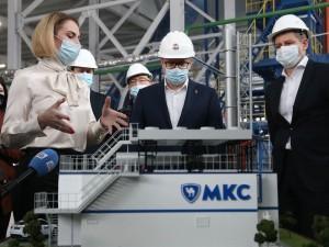 Губернатор Текслер планирует увеличить число резидентов «Малой Сосновки»