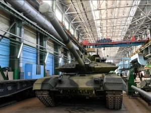 Партия танков Т-90М с челябинскими двигателями отправлена Минобороны