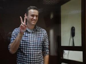 Фонд Бориса Немцова присудил Навальному премиюза смелость