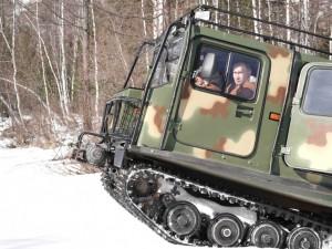 Путин с Шойгу в Сибири отдыхают в лесу (фоторепортаж)