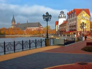 Сценарий войны вокруг Калининграда вызвал возражение у губернатора