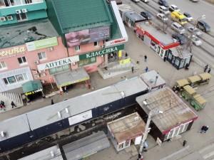 334 киоска насчитали журналисты на Комсомольском проспекте в Челябинске