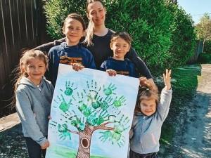 В Брест поедет победитель конкурса рисунков акции «Сад памяти»