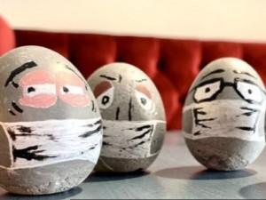 У жителей сурового Челябинска теперь бетонные яйца