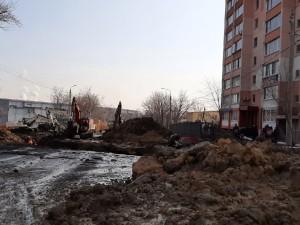 Обрушение асфальта на улице Куйбышева в Челябинске исследует прокуратура