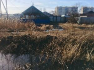 Уровень воды поднялся на 9 метров. В поселке Горняк вода стоит прямо в домах жителей