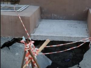 Перерастет ли маленький провал на улице Пушкина в Челябинске в большой?
