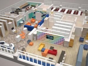 Три библиотеки нового поколения появятся в Челябинской области