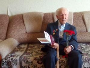 В Челябинске 104-летний ветеран войны победил ковид