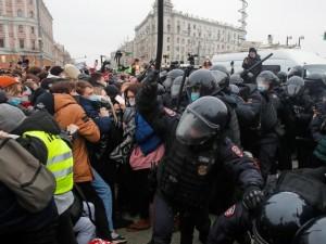 В 150 городах России пройдут сегодня акции протеста в поддержку Навального