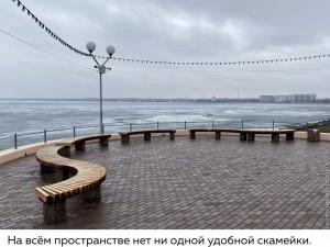 Набережную озера Смолино безнадежно испортили, считает челябинский урбанист