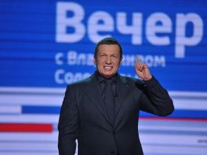 Владимира Соловьева требуют уволить за разжигание войны в эфире