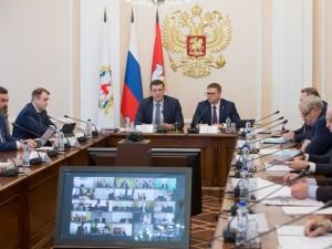Алексей Текслер поделился опытом мониторинга воздуха на комиссии Госсовета