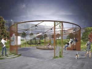 Летний кинотеатр под открытым небом сделают в Карабаше